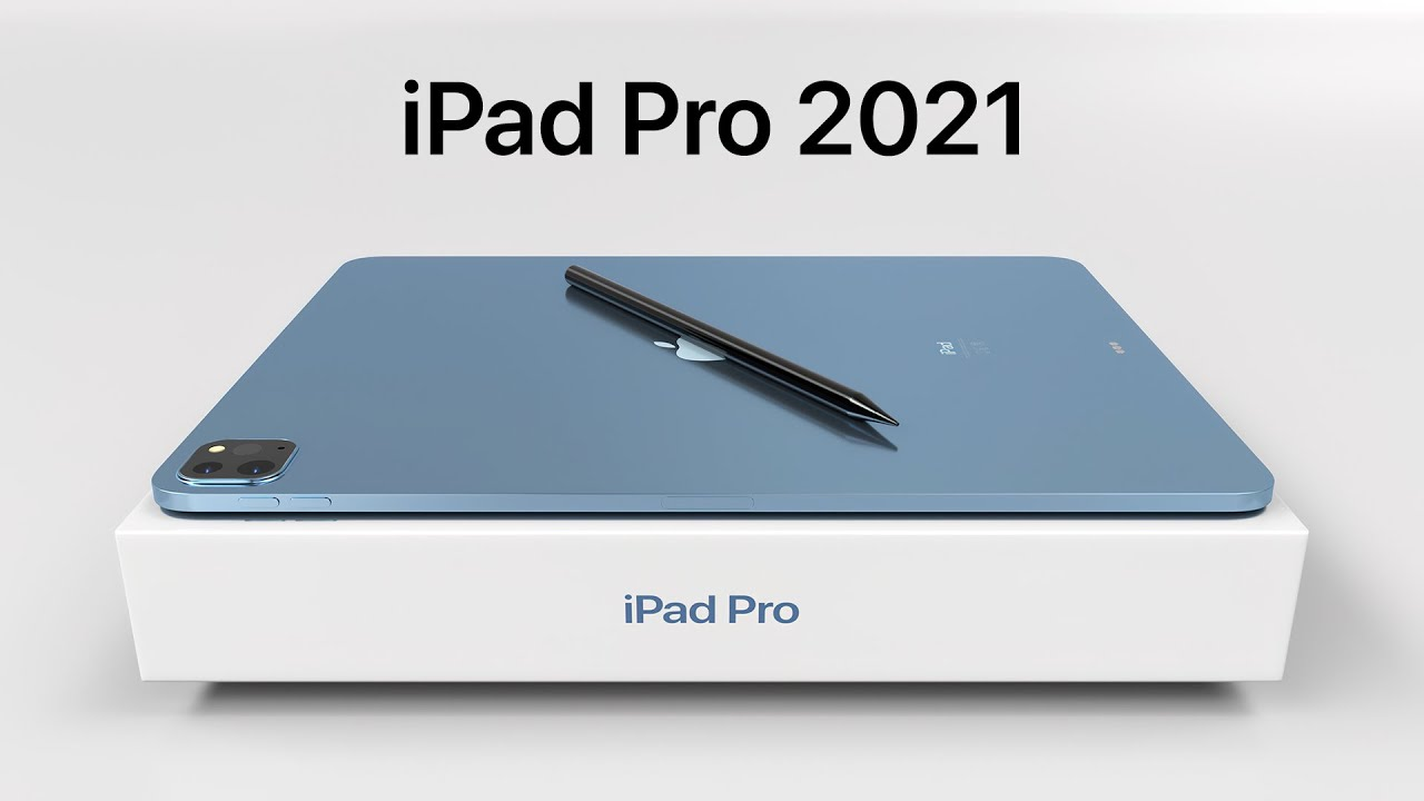 iPad Pro 2021 : Top 5 NEW Features (Apple April 2021 Event)