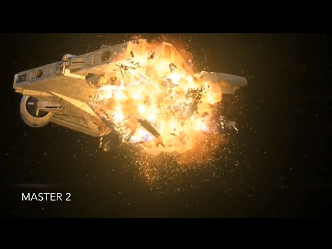 [Sabine & Ketsu blow up an Imperial Light Cruiser] Star Wars Rebels Season 2 Episode 8 [HD]