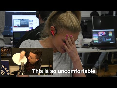 The Barstool Sports Office Reacts to ASMR