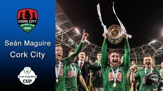 Irish Daily Mail FAI Cup Final reaction - Seán Maguire