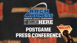 #ArchMadness Game 4 Postgame - Illinois State/Missouri State