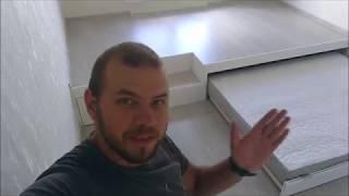 видео Кровать-подиум на заказ