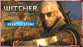 Witcher 3: Shooting the Elf with the Crossbow instead of the Apples! (Hearts of Stone)