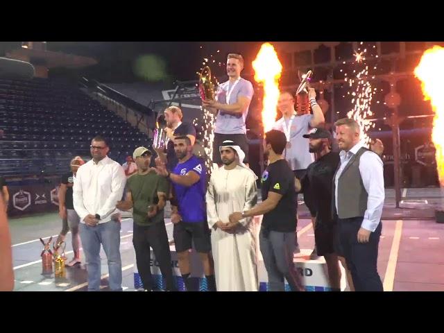 2019 Dubai CrossFit Championship Day 4