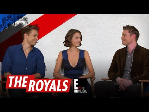 The Royals  The Royal Hangover Season 4, Ep. 6  E!