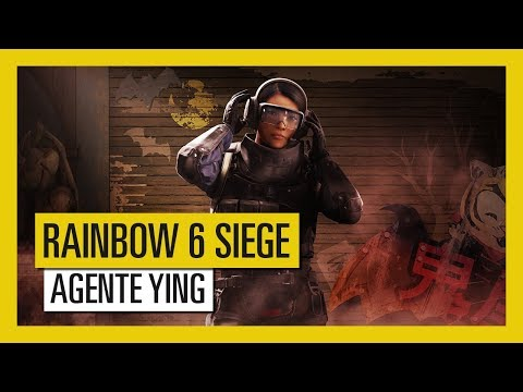 Tom Clancy's Rainbow Six Siege - Blood Orchid: Agente Ying