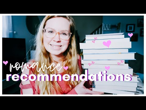 My FAVORITE ROMANCE Books | 2020 Romance Book Recommendations