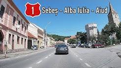 Romania: DN1 Sebeș - Alba Iulia - Aiud