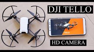 DJI Tello Drone with 5MP HD Camera 720P Wi-Fi FPV Camera Drone | hd camera quadcopter