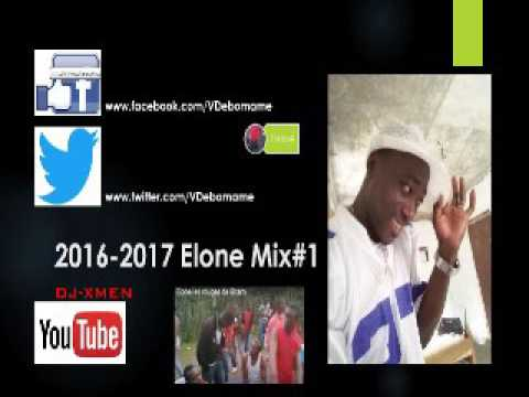 Mix Elone 2016-2017 By DJ_X.