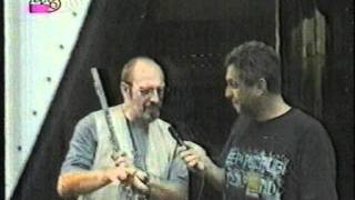 Jammin Greek TV - Jethro Tull Live 1999 For A Thousand Mothers & Ian Anderson Interview.mp4