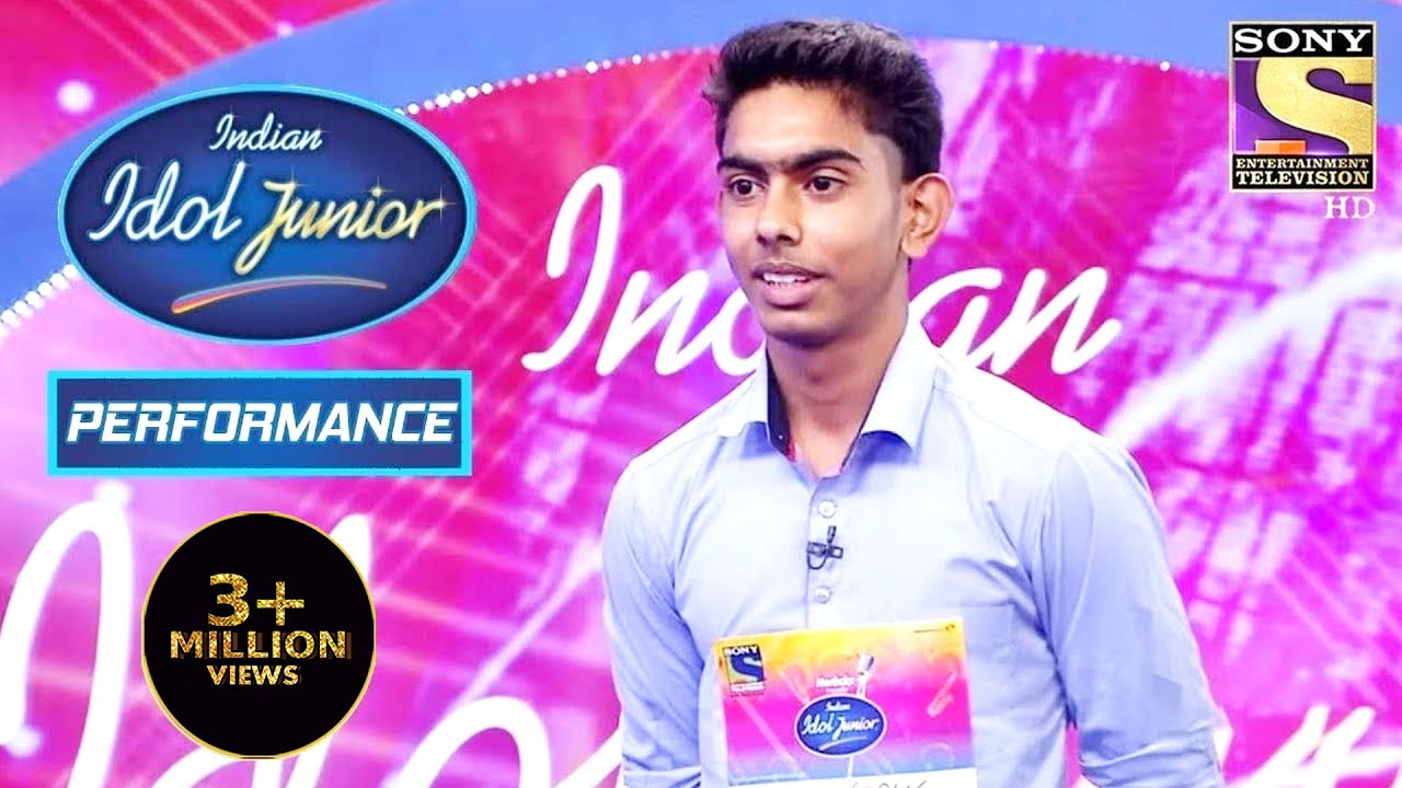 Download Will Aryan's Attitude Impress The Judges? | Indian Idol Junior 2
