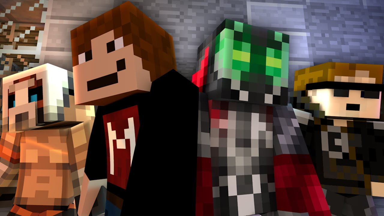 """Minecraft Crafting Dead - """"Zombie Horde!"""" #9 (The Walking Dead Roleplay S9)"""