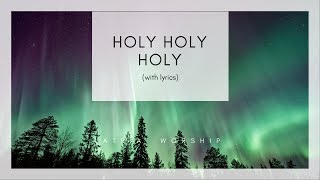 Download Holy Holy Holy Lord God Almighty - Hymn (Lyrics) - LATRIA MP3 song and Music Video