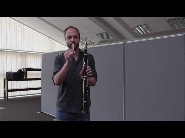 Vorstellung der Bläserklasse - Die Klarinette