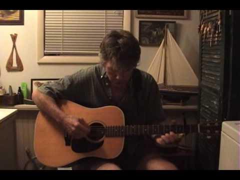 Silent Night Improvisation Acoustic Guitar EEEEBE Tuning