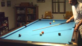 gil 9 Ball Talking Shot Selection #3
