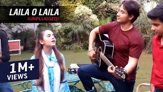 Unplugged version of laila o laila. this is how it all started.