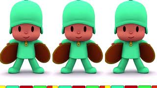 Talking Pocoyo Magic Color Talking Pocoyo Free For iPhone l  ABC For Kids TV