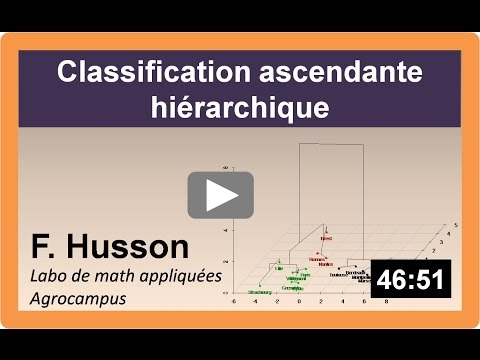 Cours de classification