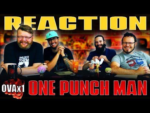 One Punch Man: OVA #1 REACTION!!