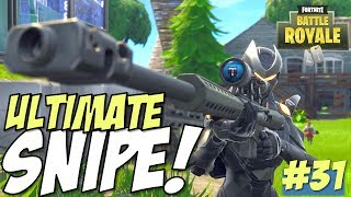Fortnite Battle Royale - Sniper Kills of the Week #31 (Best Fortnite Kills)