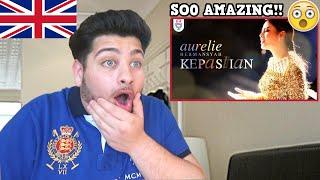 AURELIE HERMANSYAH - KEPASTIAN | REACTION!