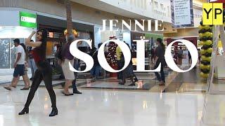 [YP - DANCE IN PUBLIC | BRAZIL] JENNIE - 'SOLO' DANCE COVER CONTEST