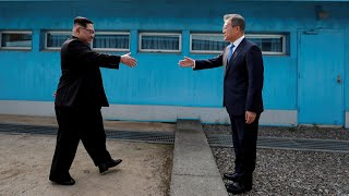 Key moments from historic Korean summit