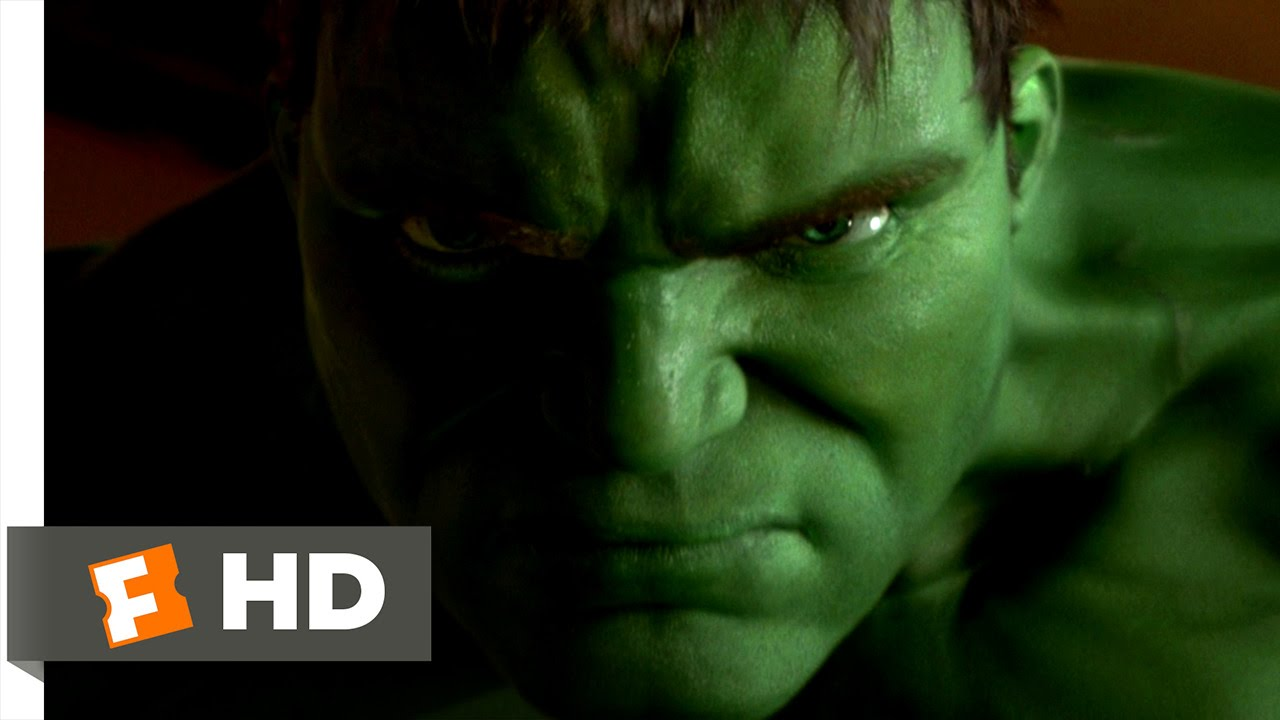 Hulk (2003) - You're Making Me Angry Scene (3/10) | Movieclips