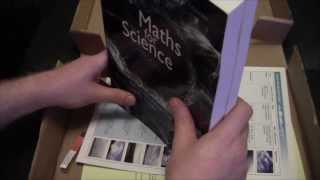 Open University Degree blog #2, S141 materials arrive and progress :o)