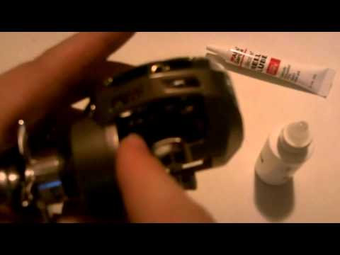 how to clean a daiwa gc80 reel
