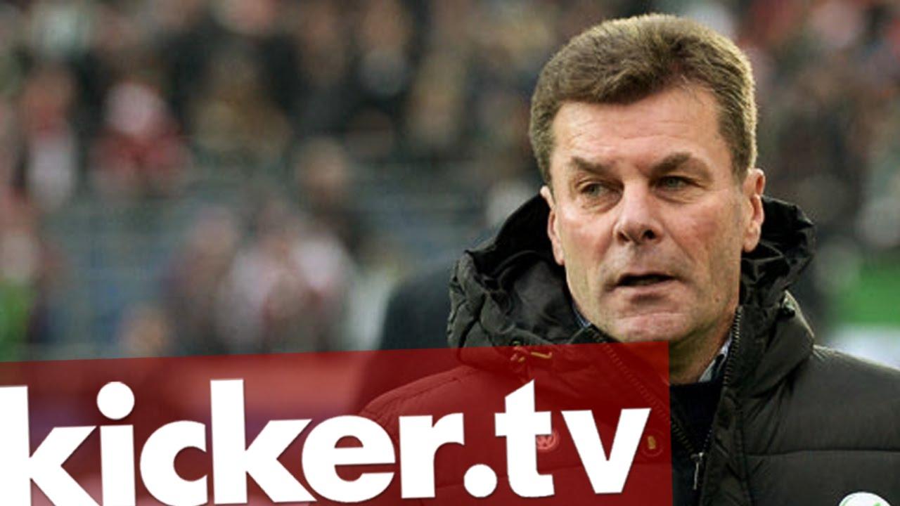Dieter Hecking warnt - Borussia Dortmund wie ein angeschlagener Boxer kicker.tv