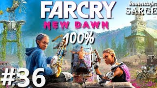 Zagrajmy w Far Cry: New Dawn PL odc. 36 - Posterunki na trzecim poziomie