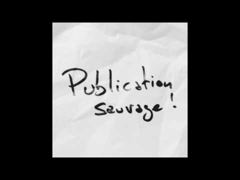 Estaverde - Publication sauvage (2012)