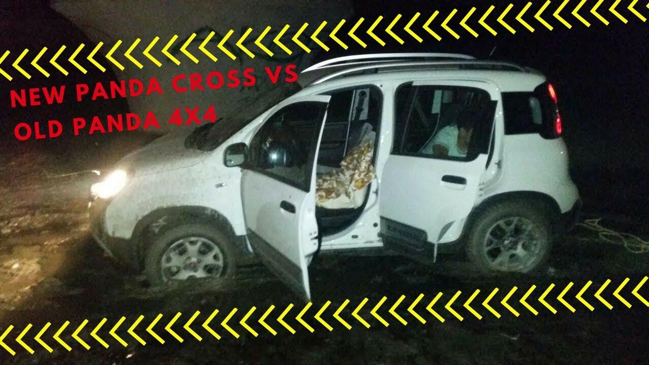Panda 4x4 old vs panda cross youtube for Panda 4x4 youtube