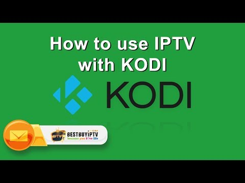 User guide for IPTV with Kodi - PVR IPTV simple client - ResellerIPTV