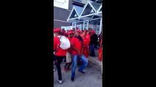 EFF singing Zuma uthanda iwewe