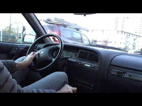 A Drive In The Citroën Xantia