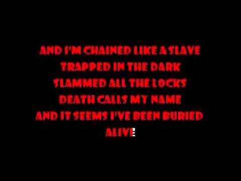 Avenged Sevenfold - Buried Alive Karaoke