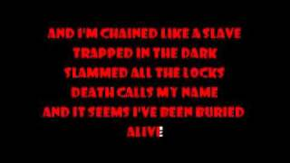 Avenged Sevenfold - Buried Alive Karaoke