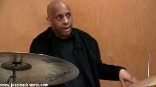 Interview: Billy Drummond on older drum legends