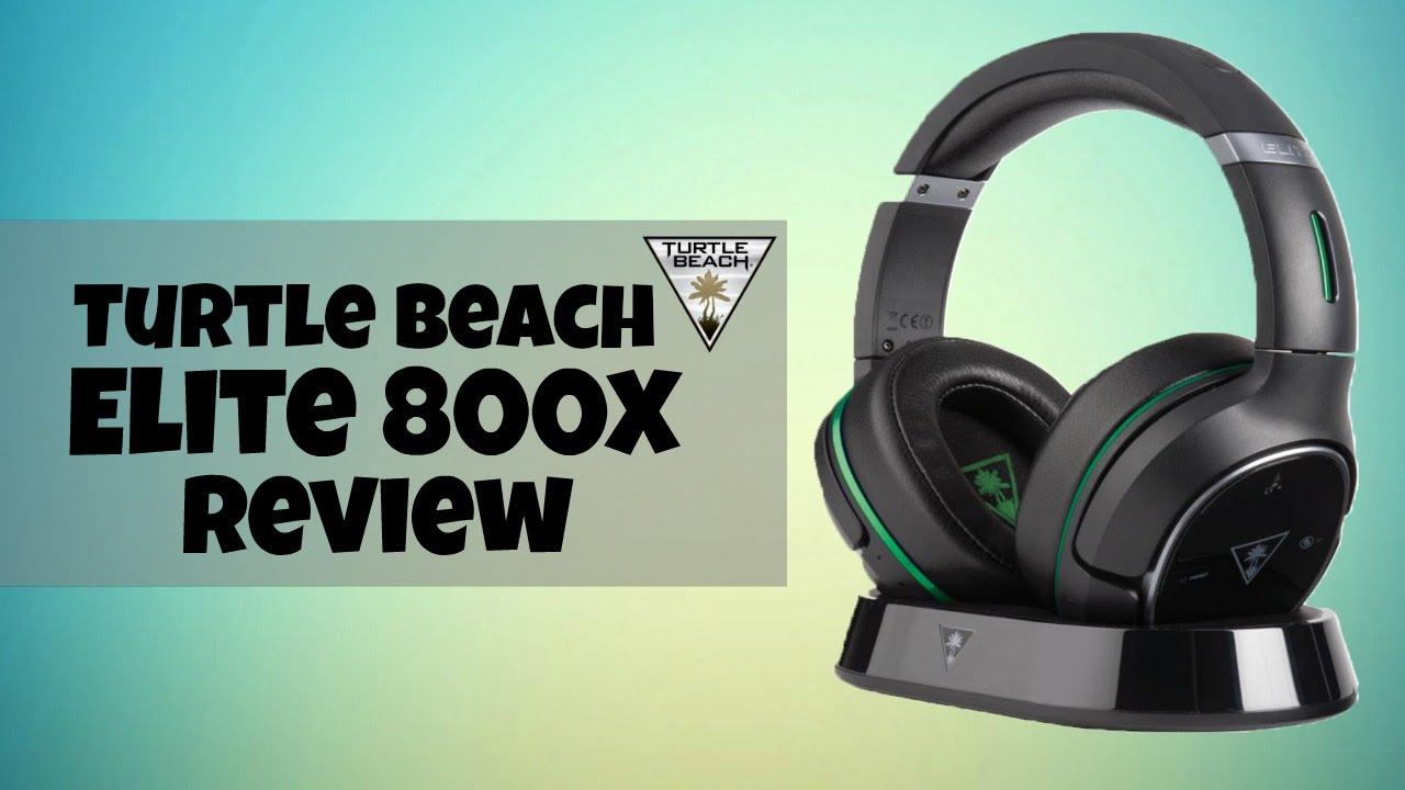 Turtle Beach Elite 800x Review - YouTube