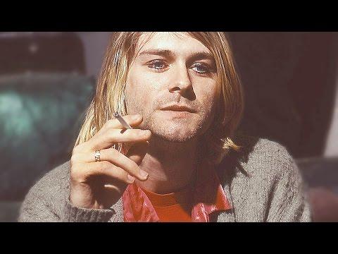 Kurt Cobain fala sobre sair do Nirvana