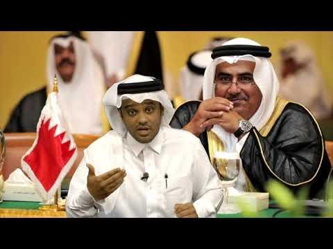 #تحياتي_وأشواقي   تناقضات وزير خارجية البحرين خالد آل الخليفة