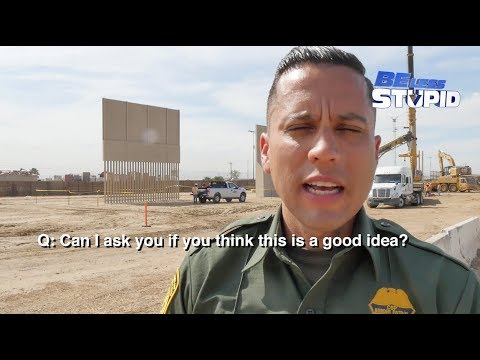 7 Secrets Trump Is Hiding About His Border Wall With Mexico