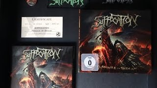 [UNBOXING] Suffocation - Pinnacle of Bedlam Limited Boxed Set