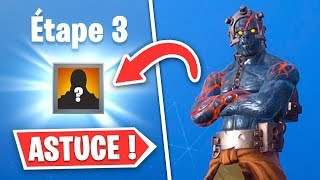 "DÉBLOQUER THE 3rd STYLE OF SKIN ""PRISONNIER"" ON FORTNITE!"