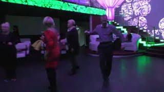 Что это было...Веселые танцы в ретро-кафе,Харьков!!!