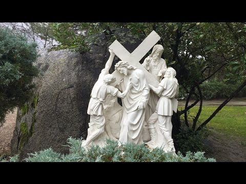 Stations of the Cross - Fifth Station: Simon of Cyrene
